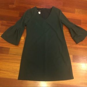 Donna Morgan bell sleeve dress
